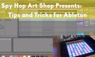 Ableton Tips_Art Shop