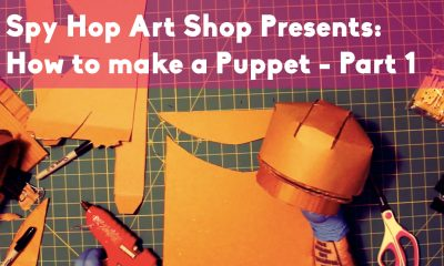 How To Make A Puppet Part 1