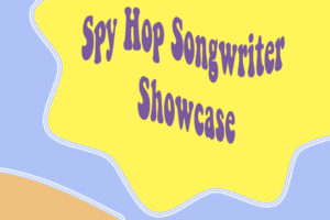 Spy Hop showcase poster